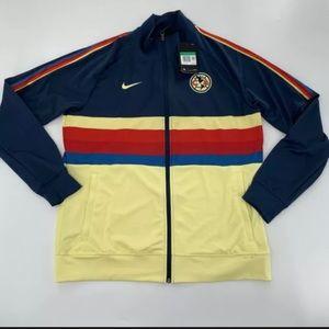 Nike Club America 20/21 N98 LE Soccer Jackeck